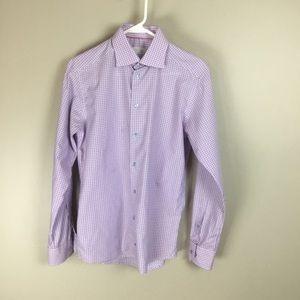 Eton mens slim fit shirt 15